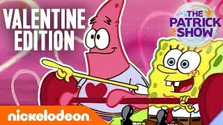 Valentine's Day 💝 The Patrick Star 'Sitcom' Show Ep.11 | SpongeBob | Nick