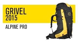Grivel 2015 Alpine Pro Rucksack