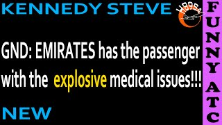 Funny ATC: EXPLOSIVE MEDICAL EMERGENCY!!!