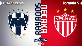 Resumen y Goles   Monterrey vs Necaxa   Liga BBVA MX - Guardianes 2020 - Jornada 5