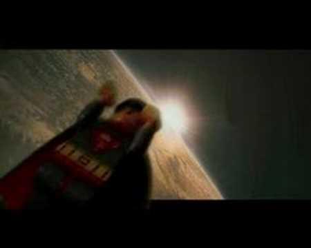 Superman Returns 1st Trailer in Lego