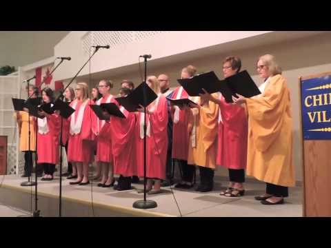 Browne Academy Spring Gospel Choir 2014