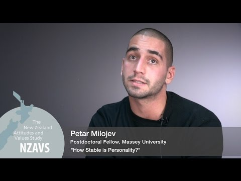 Petar - Personality Stability