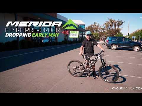 Merida E Bike PRE ORDER NOW!