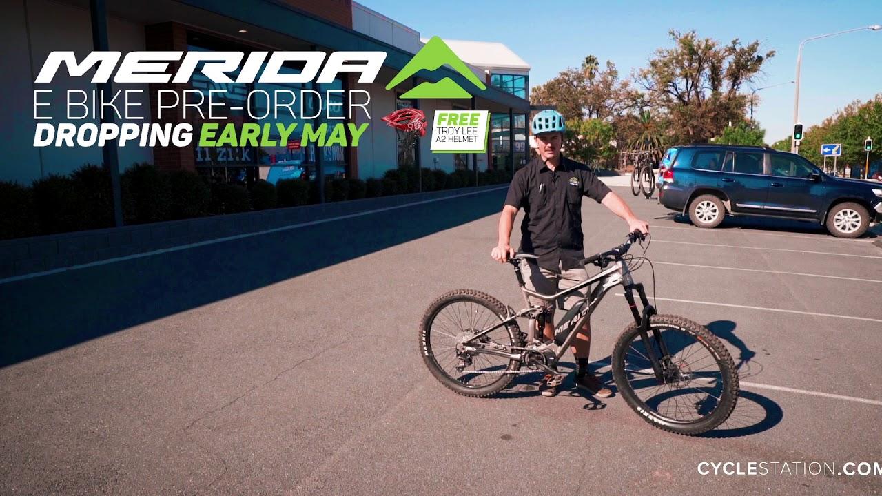 b53ad4e676b Merida E Bike PRE ORDER NOW! - YouTube