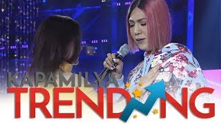 Kilig moments with Vice and