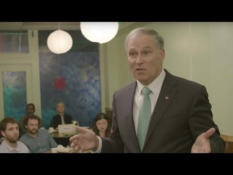 Inside Outlook: Caucus w/ Washington State Governor Jay Inslee