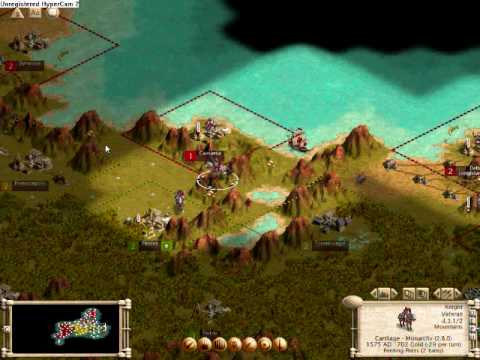 Let's Play Sid Meier's Civilization 3 Gold Edition (Part 35) New Game |