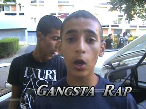 Freestyle Salim ft. Gangsta rap