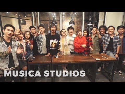 NGINTIP MUSICA | D'MASIV - Hi FRIDAY - SHIMA - DEA