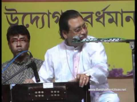 15 Srikumar Chattopadhay Bardhaman Utsav 2012 Day8 28 01 2012