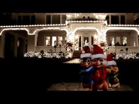 Hula Hoop Song - Christmas Don't be Late sung by Alvin and the Chipmunks (HD)