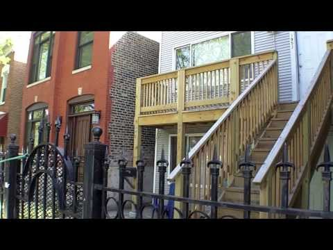 Chicago Houses Multi Family Units for Sale | Ukrainian Village West Town Neighborhoods Chicago