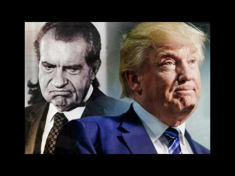 The historical parallels between Donald Trump and Richard Nixon