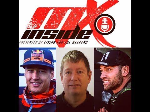 MX Inside Episode 5 (26 maart 2019) met Glenn Coldenhoff, Stijn Rentmeesters en Marc de Reuver.