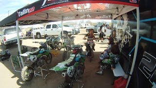 Motocross Kids Rippin On Dirt Bikes (part 5)