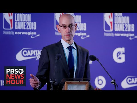 [PBS] NBA commissioner Adam Silver on playing in a pandemic
