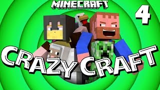 Minecraft Mods ★ GHOST PUMPKIN SKELLY ★ CrazyCraft [4]