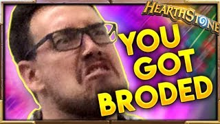 HE CONTROLS THE GAME! | Best Moments & Fails Ep. 43 | Hearthstone