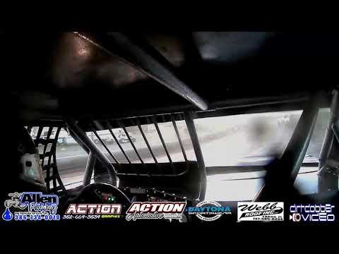 Henry Lanier Jr Go Pro Heat Race, Volusia Speedway Park, 4/27/19