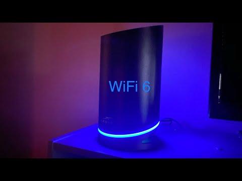 ARRIS - SURFboard mAX Pro Wireless-AX11000 Tri-Band Mesh Wi-Fi 6 System