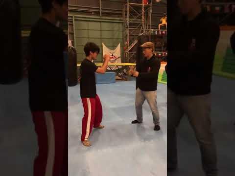 #伝統詠春拳舎人支部#アダチアクションアカデミー#チーサウ#イップマン - YouTube