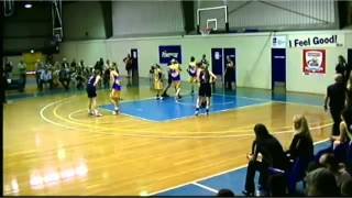 Canberra Capitals Academy v Bendigo Lady Braves
