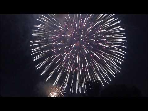 Itabashi Fireworks Hanabi 2017 Part One