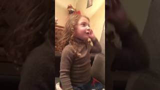 3х летняя армянская красавица ....