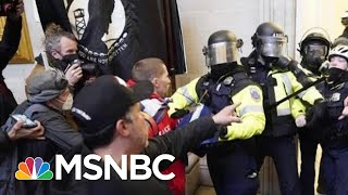 Former GOP Congressman On Why Parts Of The GOP Can't Let Go   Katy Tur   MSNBC