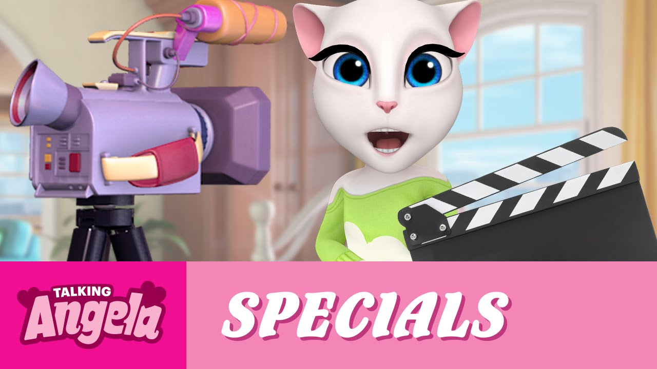 8287d606726e2 Talking Angela - Bloopers and Fails - YouTube