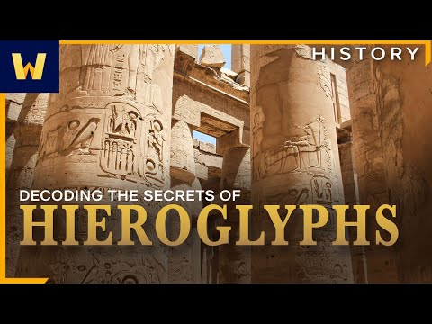 Decoding the Secrets of Egyptian Hieroglyphs | Ancient Egyptian Alphabet | The Great Courses