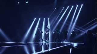Kopia av Eric Saade - Marching (in the name of love) (LIVE at X-factor Sweden)