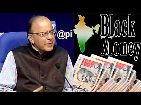 PM Modi Is Working TO ELIMINATE Black Money Says Arun Jaitley