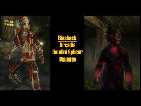 Deceptive Houdini Splicer Dialogue Bioshock Youtube I'm like a puppy man. deceptive houdini splicer dialogue bioshock