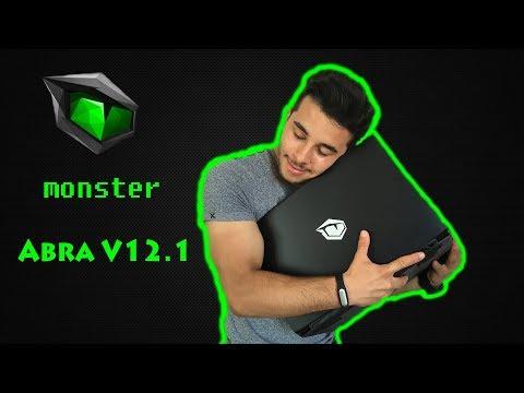 Monster Abra A5 V12.1 Kutu Açılımı ve İncelemesi