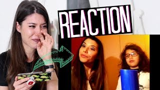 PIANGO... 😭 REAZIONE AI MIEI VECCHI VIDEO!!! | SPECIALE 300K VIDEO REACTION | Adriana Spink