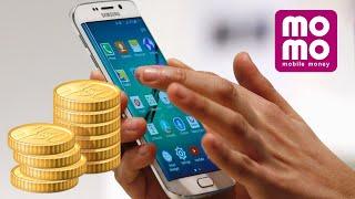 Cách kiếm ngay 100.000đ bằng ứng dụng Momo - Hướng dẫn rút tiền