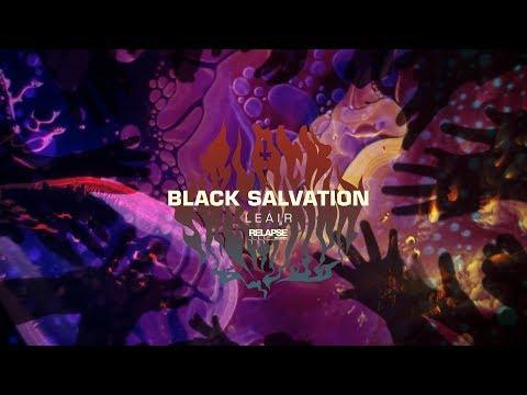 BLACK SALVATION - Leair (Audio Visualizer)