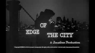 Saul Bass title sequence  - Edge of the City 1957)