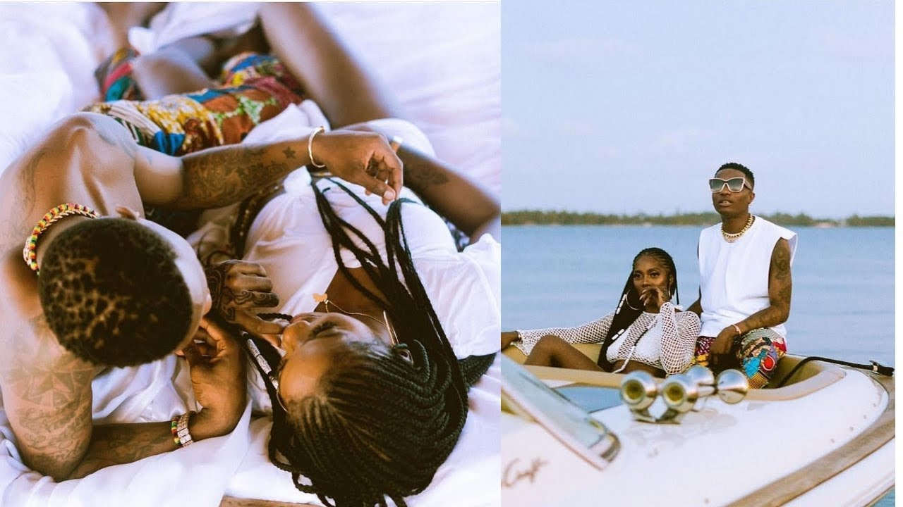 The Truth About Wizkid And Tiwa Savage Fever Official Video: Strictly My Opinion.