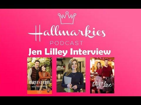Hallmarkies: Actor Jen Lilley Interview