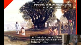 Srimad Bhagavatham class by HG Gauranga Prabhu - Session 1 - May 25th 2018