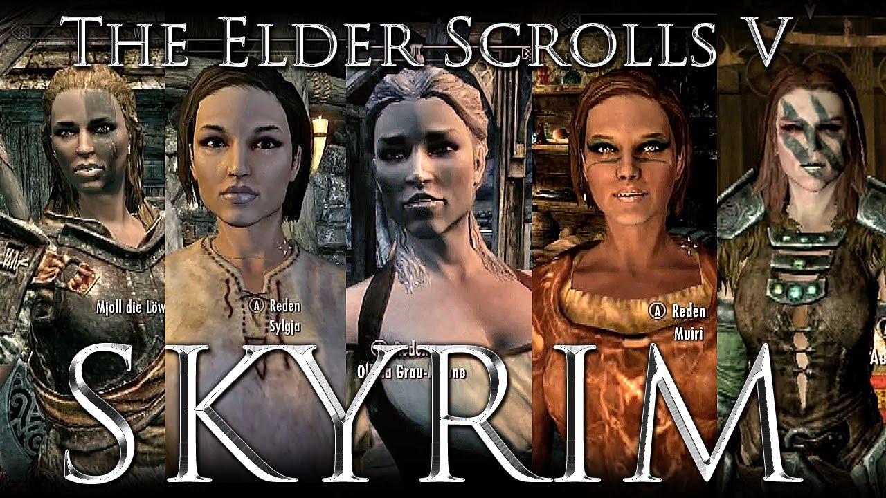 Heiraten Skyrim