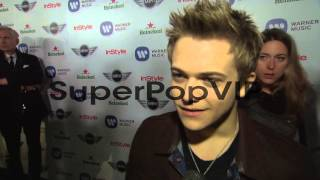 INTERVIEW - Hunter Hayes on being here at Warner Music Gr...