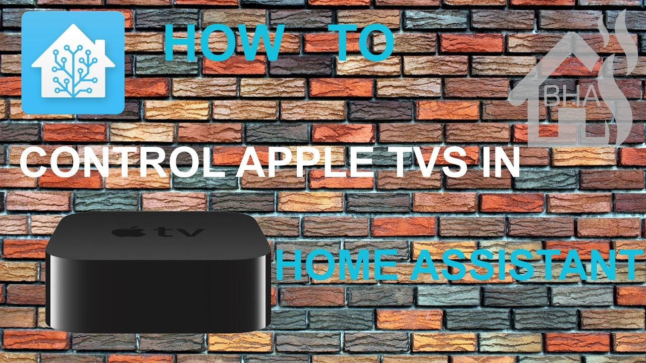How to control Apple TVs in Home Assistant