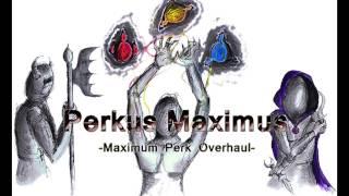 StarduskLP Game Talk: SkyrimRedone 2.0 or Perkus Maximus