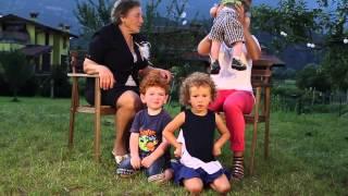 Nonna e nipoti Fanchini