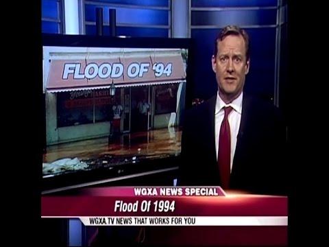 Macon, GA 24 WGXA TV The Flood of 1994 20th Anniversary