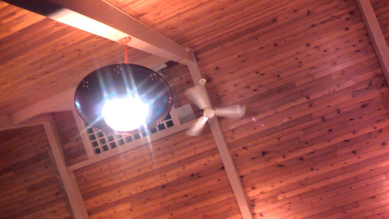 Envirofan Gold Line 160f 7 Commercial Industrial Ceiling